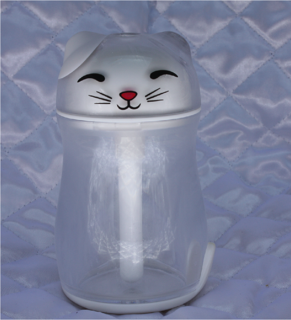 Lucky cat humidifier/ difuser