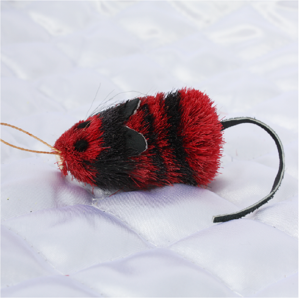 Red and Black Mouse